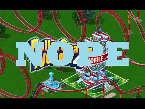 Games to not buy: Rollercoaster Tycoon 4