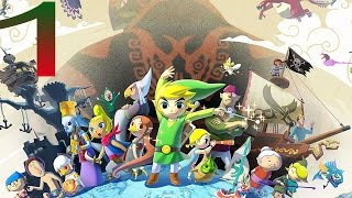 Zelda Windwaker HD Part 1 Coming Of Age (Lets Play)