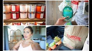 Vlog: SHOP WITH ME AT TJMAXX + BATH & BODY WORKS
