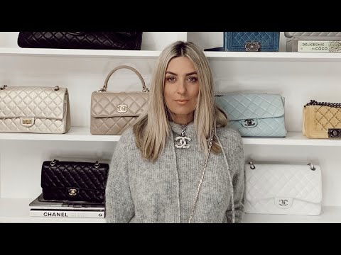 22 CHANEL BAGS!! MY CHANEL BAG COLLECTION!