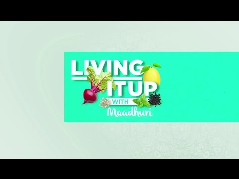 Winters Fruits & Vegetable | Living it up with Maadhuri | Sanjeev Kapoor Khazana