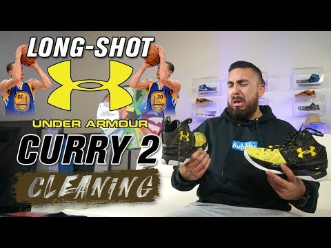 Scurry Curry Cleaning Under Armour