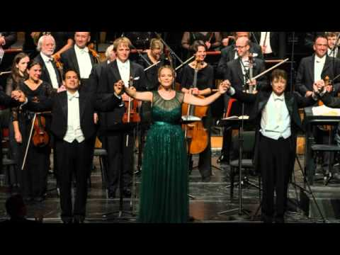 Elina Garanca, Juan Diego Florez - La Favorite, act 1 - Salzburg 22.08.2014