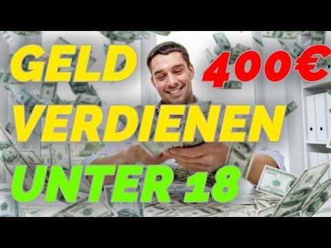 Als Jugendlicher 400€ im Monat verdienen - REVGEE