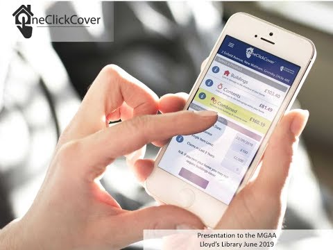 Automated Underwriting: Home Insurance Using Only A Property Address - Insly & OneClickCover