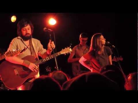 Adam Green & Binki Shapiro - What's The Reward Live [04.04.2013   Zoom Frankfurt]