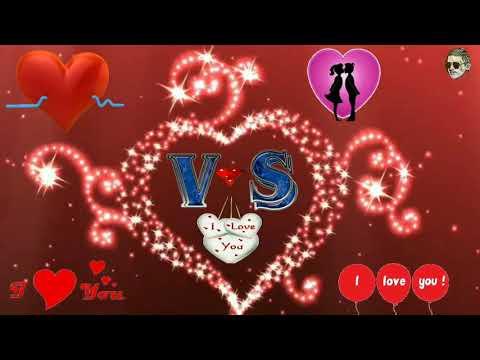 V Letter S Letter Love Song Whatsapp Status