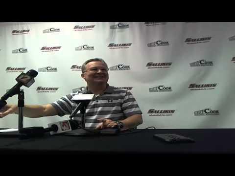 Coach Hinson responds to rant
