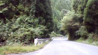 五木村~東陽村(大通越)