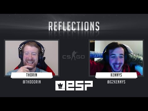 'Reflections' with kennyS CS:GO