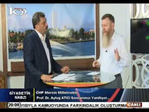 Aytuğ Atıcı Kanal 33' TV'de Siyasi Gündemi Değerlendirdi (13 Mayıs 2018)