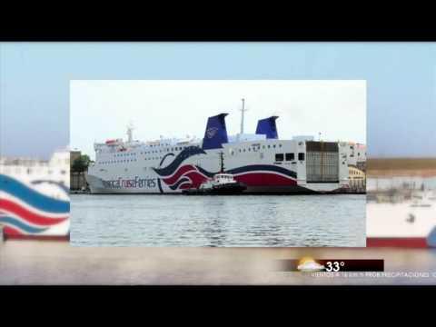 America Cruise Ferry cancela viajes por mantenimiento
