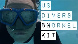 US Divers Snorkel Kit Review and Breakdown