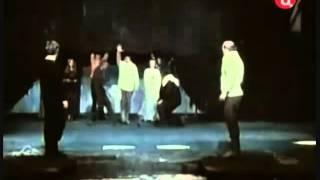 Сцены из спектакля Гамлет Театр на Таганке 1976
