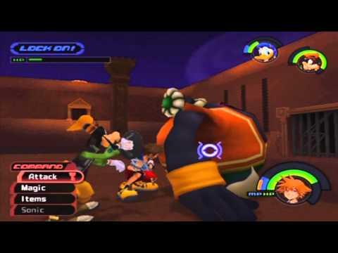 Kingdom Hearts Walkthrough [Part 34: The Pegasus Cup]