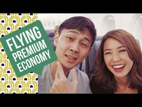 Flying Singapore Airlines Premium Economy Class | Kryz Uy