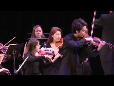NYCA Symphony Orchestra - Mozart: Violin Concerto No. 4 in D major, K. 218