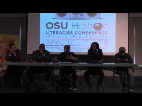 Hip Hop Literacies Conference 2015 Keynote Panel