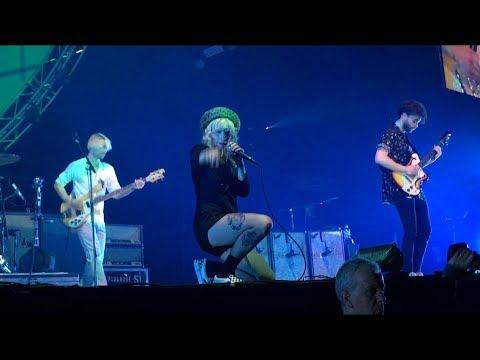 "Paramore ""Rose Colored Boy"" live @ Manchester Arena, tour three."