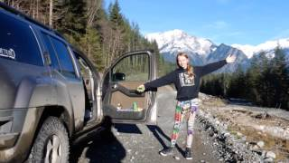 2015 Trip to Skookumchuck trail BC by