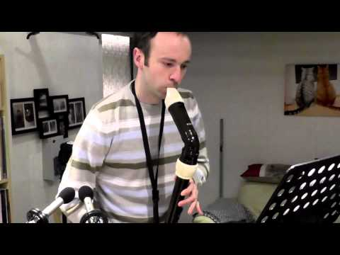Largo from Xerxes - Handel (Bass Recorder)