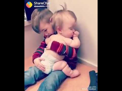 Best Feeling Video -  Really U Feel This Video - Brother & Sister Awesome Moment's