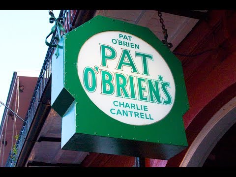 Pat O'Brien's, New Orleans, LA - Bucket List Bars