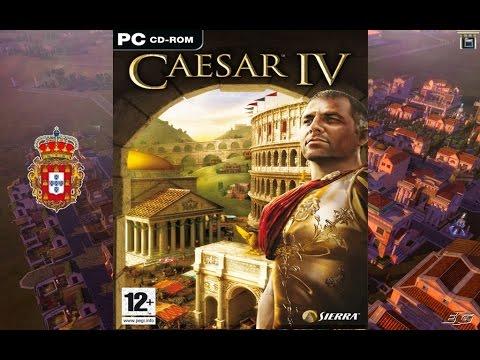 Caesar IV#O COMEÇO DE UM IMPÉRIO !!!!