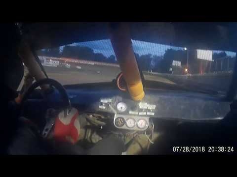 5 Mile Point speedway feature. 7/28/2018