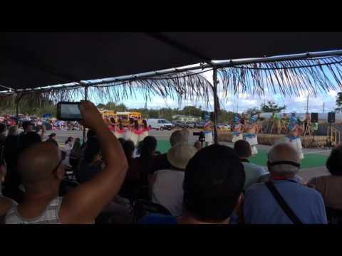 FestPac 2016 - Cook Islands