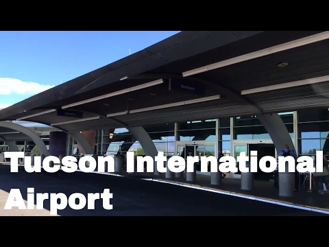 Tucson International Airport - TUS Airport