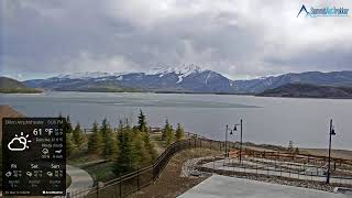 Preview of stream Town of Dillon Amphitheater Beachcomber Cam
