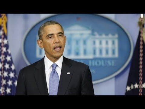 Obama: Diplomacy possible in Ukraine