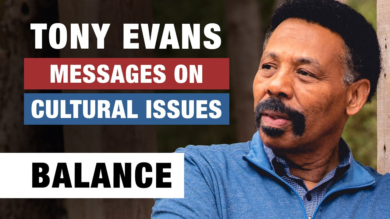 The Divine Imperative - Tony Evans - Messages on Cultural Issues
