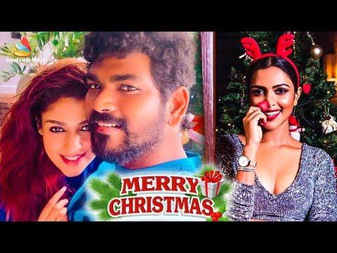 Nayanthara & Vignesh Shivan's Special Plans For Christmas   Amala Paul