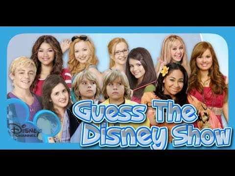 I BET You Don't Know Disney Channel Shows!!! (Live Action) - Can You Guess Them!?!