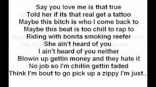 G-Eazy - Stay High ft. Mod Sun [LYRICS]