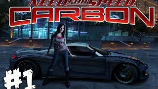 Need For Speed: Carbon! O Ínicio do Game E da Série! ( # 1 ) (LEGENDADO - PT-BR)