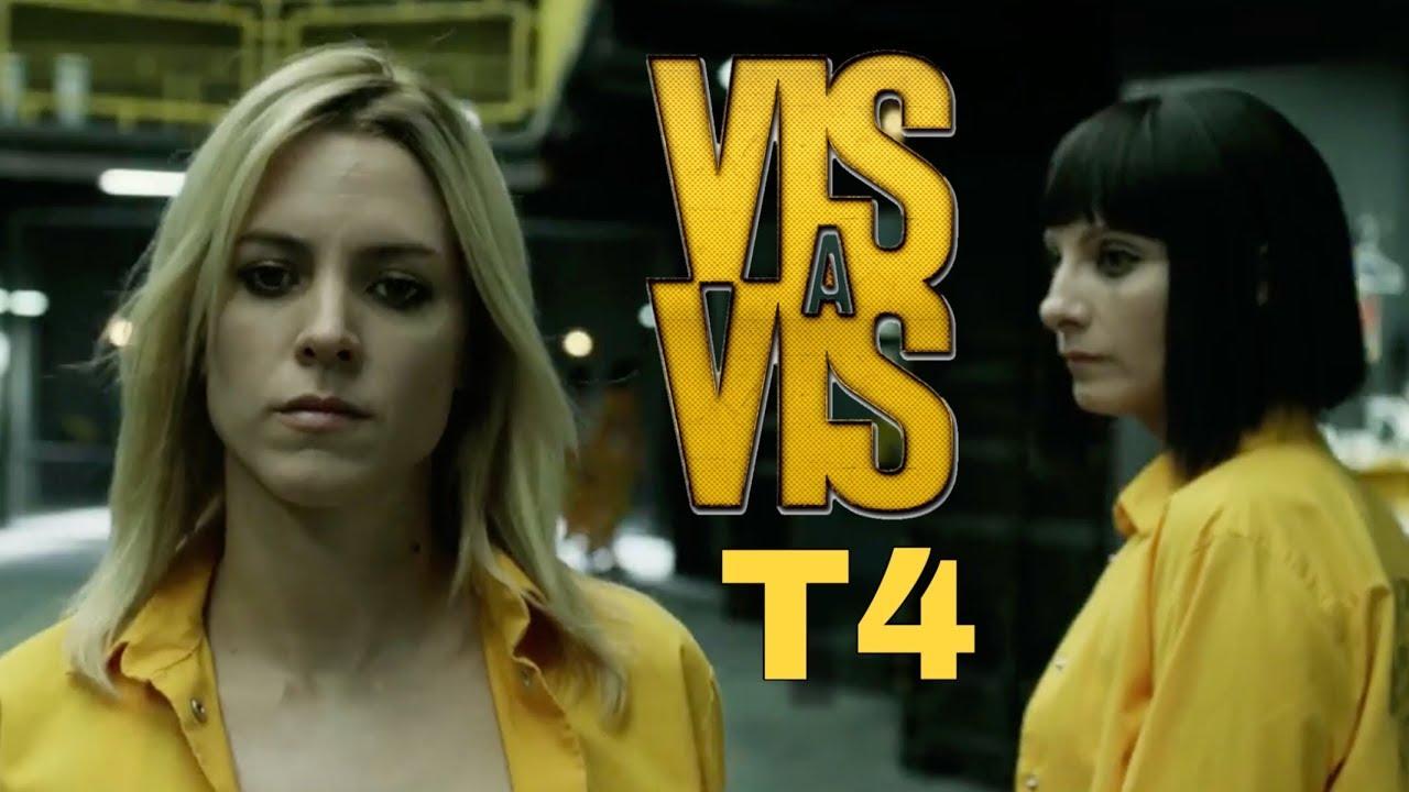Vis A Vis 4ª Temporada Tráiler Análisis Youtube