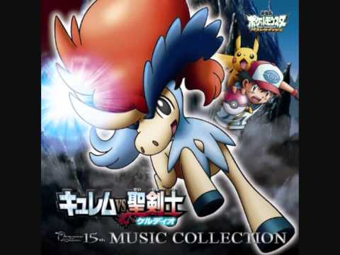 Pokémon Meloetta Short BGM - Relic Song (Sparkling Version)