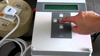 SMS Power Failure Alert System with Super Capacitor as Back up power.
