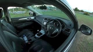 Nissan Pulsar SSS POV Test Drive