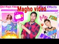 Magic Video Star, Video Editor Effects - MagoVideo best video status maker app /Aaura Technical