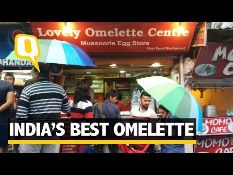 Want to Eat India's Best Omelette? Eggstay at Mussoorie