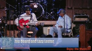Blues Masters at the Crossroads 2014 Concert: Joe Beard And Lazy Lester