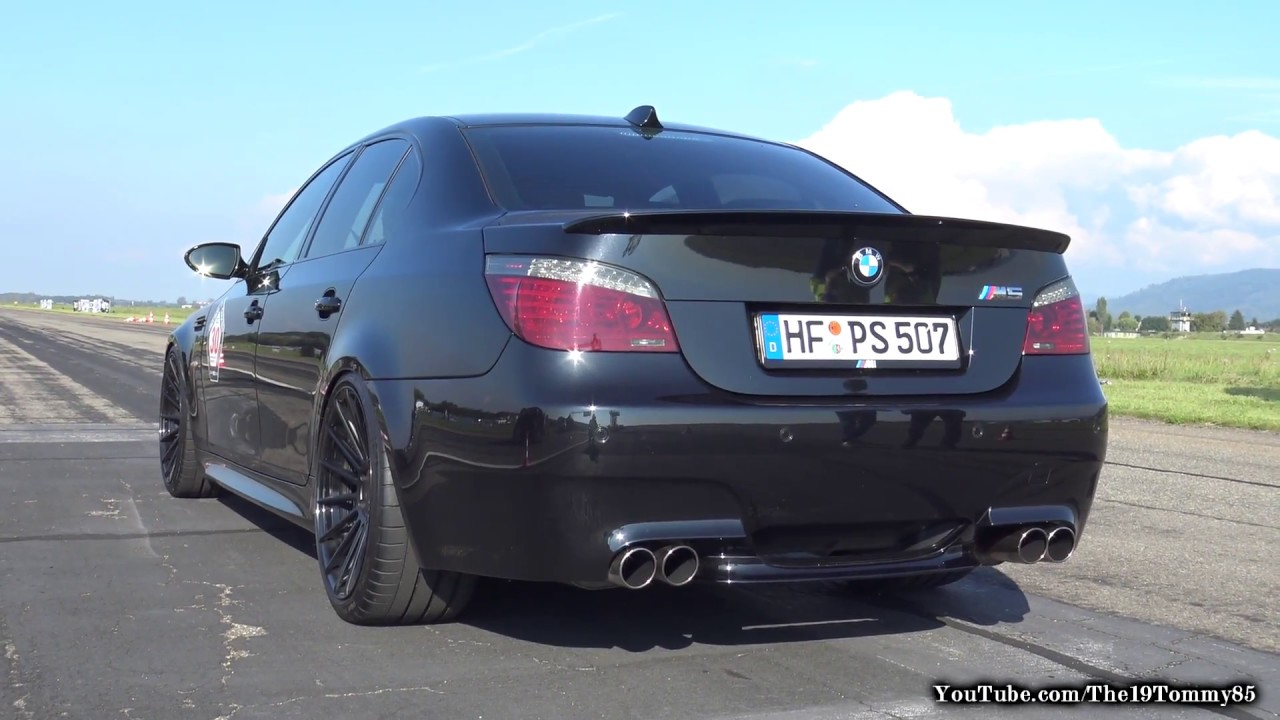 bmw m5 e60 5 8l stroker w 630hp is this the loudest v10 sound ever youtube. Black Bedroom Furniture Sets. Home Design Ideas