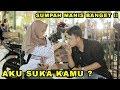 SUMPAH JOMBLO BISA GILA !! AKU SUKA KAMU MANIS - PRANK INDONESIA