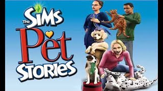 Sims Pet Stories - DOG KIDNAPPED #4 😱