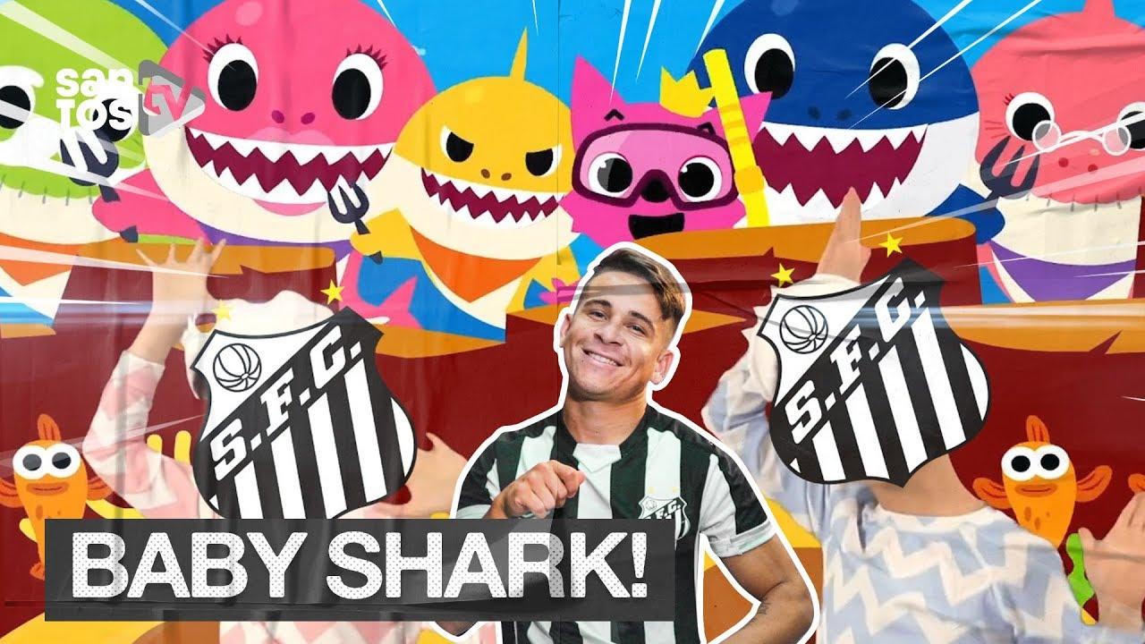 BABY SHARK, BY SANTOS TV