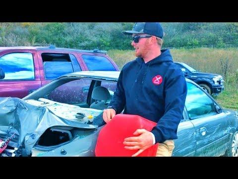 Ford BACKWARDS Jump!